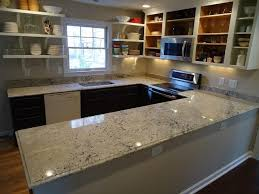 Modern Kitchen Granite Countertops Home Designs