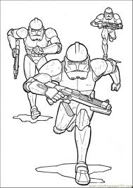 Small Picture Star Wars Troops Coloring Page Free Star Wars Coloring Pages