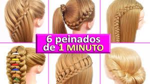 6 Peinados Para La Escuela Faciles Y Rapidos Con Trenzas Casuales