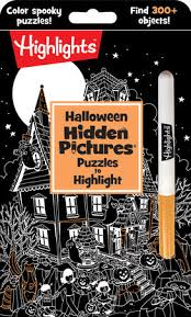 Play free online hidden object games without downloading at round games. Halloween Hidden Pictures Puzzles To Highlight Penguin Random House Retail