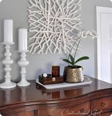 another view of the centsational girl tall dresser decor idea love the twig art on driftwood wall art projects with centsational girl branch sculpture above dresser master bedroom