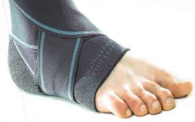is it ok to walk on a sprained ankle