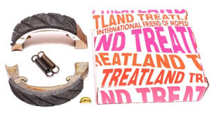 treatland's <b>SUPER HIGH QUALITY</b> brake shoes - 80x18 (puch)