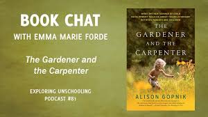 emma joins pam to about the book the gardener and the carpenter