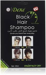 Soft And Light Hair Darkening Shampoo Instant Hair Dye Black Hair Shampoo 3 Black Color Simple To Use Last 30 Days Natural Ingredients