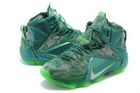 lebron shoes 12 green. colorful quality nike lebron 12 green metallic white lebron shoes i
