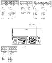 pioneer car radio stereo audio wiring diagram autoradio connector lexus p1725 pioneer kex m8006zt