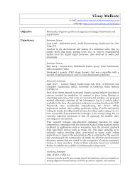 Pharmacist Resume Objective Sample Free Resume Example And