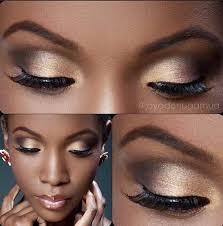 eye shadow ideas for black women maquiagens perfeitas fotos 3
