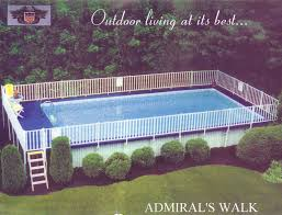 Walk In Pools Above Ground Swimming Pools Above Ground Pools Premier Pools