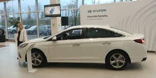 октября в АвтоСпецЦентр Внуково состоялась презентация  Прошлая шестая версия продавалась в России с 2010 по 2012 год затем модель временно покинула рынок уступив место hyundai i40