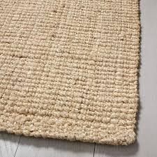 jute boucle rug ivory west elm gray and ivory jute rug