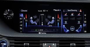 2018 lexus pickup.  2018 2018 lexus ls 500 climate controls intended lexus pickup