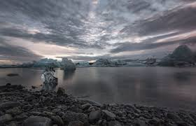 Wallpaper 1500x967 Px Clouds Cold Dark Ice Iceland