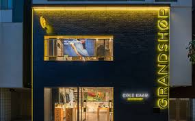 Cole Haan opens <b>new</b> shop on <b>Harajuku's</b> Cat Street