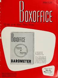 Coolidge Auditorium Seating Chart Boxoffice February 29 1960