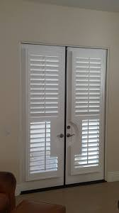 french doors with shutters. Basswood French Door Shutters. « Doors With Shutters O