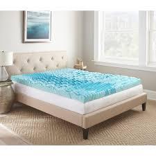 memory foam mattress topper queen.  Foam Lane 3 In Queen Gellux Gel Memory Foam Mattress TopperHddod003Lqn  With To Topper E