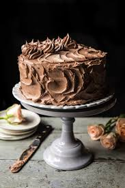 Better Together Chocolate Vanilla Birthday Cake Half Baked Harvest