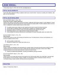Retail Associate Resume Example Brilliant Ideas Of 24 [ Retail Resume Example Entry Level ] Cute 18