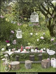 garden party ideas. Fairy Birthday Party Decorations - Supplies Themed Ideas Garden