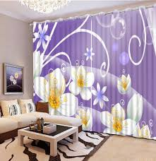 Living Room Curtain Fabric Online Get Cheap Floral Curtain Fabric Aliexpresscom Alibaba Group