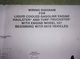 cushman wiring diagram for liquid cooled gas engine 14 image is loading cushman wiring diagram for liquid cooled gas engine