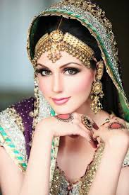 stani bridal makeup ideas 2016 with bridal picture