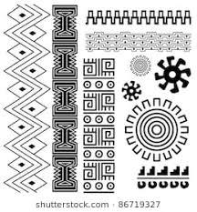 Mayan Patterns Best Mayan Pattern Images Stock Photos Vectors Shutterstock
