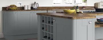 gray shaker cabinet doors. Gray Shaker Kitchen Cabinets Dust Grey Painted Units Cabinet Doors
