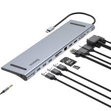 <b>Baseus</b> USB Type C <b>11 in 1</b> Dock,C <b>Hub</b> for- Buy Online in Kenya at ...
