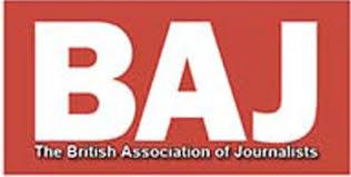 Journalists British Of British Association Association