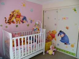 Winnie The Pooh Decorations For Baby Room