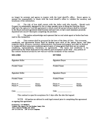 Ohio Home Purchase Agreement Template Purchase Agreement For ...