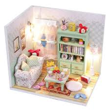 aliexpresscom buy 112 diy miniature doll house. Diy Miniature Wooden Dolls House Model Dollhouse Toys For Kid Birthday Gift  Jpg 1000x1000 Dollhouse Aliexpresscom Buy 112 Diy Doll D