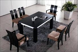 modern black round dining table. distressed white oval dining table gray rustic set modern grey tables oak uk black round i