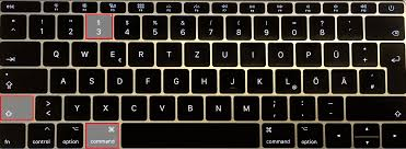 Screenshot Mac | How to take a screenshot on a Mac - 1&1 IONOS