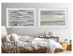 horizontal wall art
