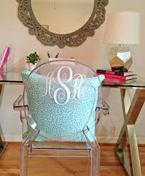 desk chairs for teenage girls. Contemporary Chairs Love The Monogrammed Ghost Chair For A Teen Girl Throughout Desk Chairs For Teenage Girls C