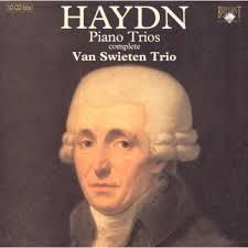 Piano <b>trios</b> (complete) / van swieten <b>trio</b> de Haydn, Joseph, <b>Coffret</b> ...