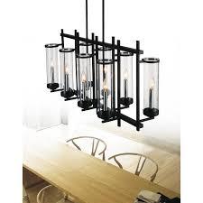 full size of lighting wonderful 8 light rectangular chandelier 18 0002150 38 sierra modern black iron