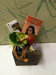 it s time gift basket yogananda