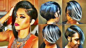 Hair Style For Fat Woman latest 30 showiest bob haircuts for black women youtube 7197 by wearticles.com