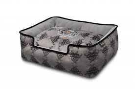 designer dog bed furniture. play lounger dog bed royal crest designer furniture