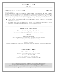 Sample Teacher Resumes And Cover Letters 25 Best Teacher Resumes