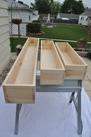 Build Window Box Best 25 Wood Planter Box Ideas Only On Pinterest Diy Planter