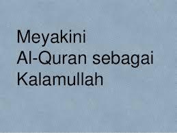 Hasil gambar untuk al quran kalamullah
