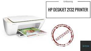 hp deskjet all in one printer 2132 unboxing and quick review