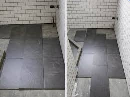 What's the Best Tile Layout For My Bathroom?: Straight or Staggered? |  Apartment Therapy