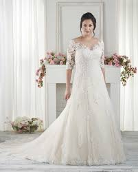 Plus Size Wedding Dress Shop London